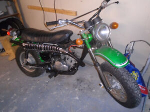 Suzuki RV 125 to restore or parts