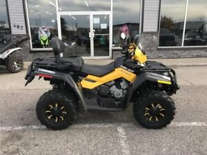 Can-am Outlander Max 650 XTP 2011