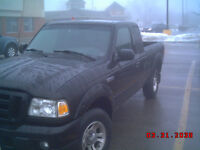 2006 Ford Ranger EXCAB Pickup Truck