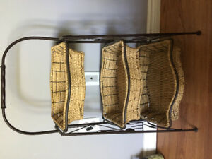 Basket Storage Organizer
