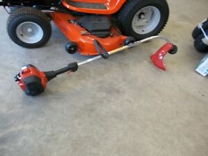 NEW REDMAX curve shaft commercial trimmer