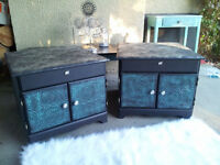 beautiful end tables or bedside