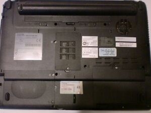 Toshiba Satellite A210 #PSAFGC-MS508C parts only Peterborough Peterborough Area image 3