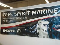 BE THE FIRST TO HAVE THE NEW 2016 EVINRUDE 105 JET E TEC