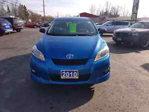 2010 Toyota Matrix 120k 5 speed  cert etested we finance!  Belleville Belleville Area image 6