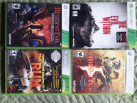 Games for Xbox 360. The evil within and 3 more