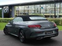2020 Mercedes-Benz C-CLASS C 200 AMG Line Edition Cabriolet Auto Cabriolet/Roads