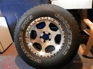 suv or truck wheels & tires