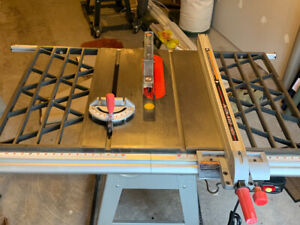 Craftsman 10 inch Stationary Table Saw
