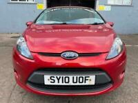 2010 *DIESEL* Ford Fiesta Edge 1.4TDCi, £20 YEAR TAX, FULL MOT_WARRANTY_SERVICE
