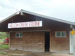 Equestrian Facility in Drumheller