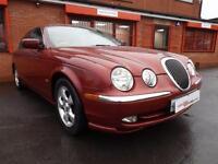 2001 JAGUAR S-TYPE 3.0 V6 SE AUTO 4DR 240 BHP