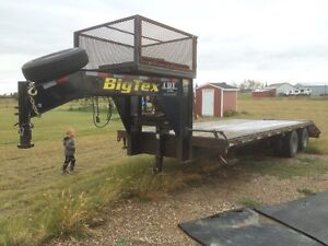 2011. Big Tex. Equipment trailer $10500 OBO