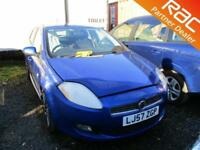 2007 Fiat Bravo SPORT 150 MULTIJET Diesel blue Manual