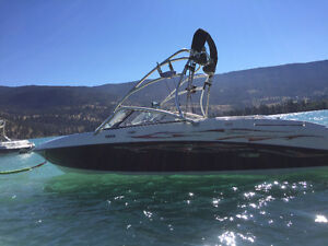 2005, Yamaha AR 230 high output wake boat