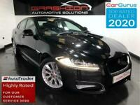 2014 Jaguar XF 2.2 TD R-Sport (s/s) 4dr Saloon Diesel Automatic