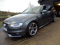 Audi A4 Avant 2.0TDI ( 177ps ) 2013MY Black Edition