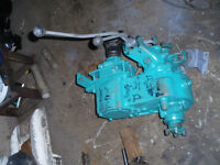 AM Jeep transfercase/ and 3 spd std trans.