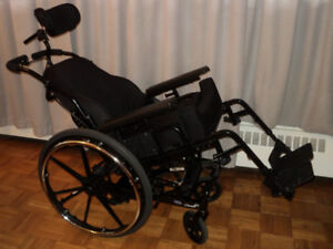 USED WHEELCHAIR - CONCEPT 45