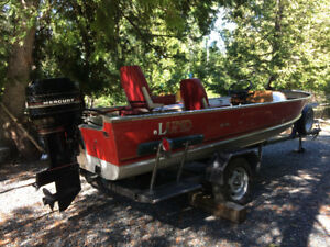 Mr Pike Lund Boat (16 ft.)