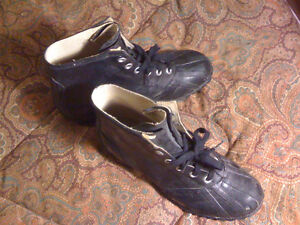 vintage all rubber boots