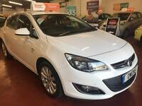 2015 (64) VAUXHALL ASTRA 2.0 ELITE CDTI 5DR AUTOMATIC