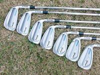 Ping i E1 Series clubs [4-PW, S300 XP95 Shafts, Blue Dot, RH]