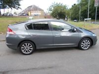 Honda Insight 1.3 IMA HS-T++ZERO ROAD TAX HYBRID SERVICE HISTORY++ (grey) 2013