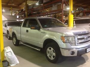 2014 Ford F150 XLT Extended Cab 4WD