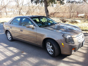 Low Miles Super Immaculate Cadillac – CTS, 2006 V6. 2.8