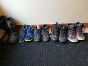Youth shoes under armor champion indoor shoes snow boots