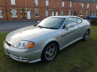 Hyundai Coupe 2.0 SE Spares or repair