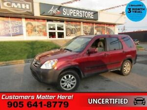 2005 Honda CR-V EX  AS IS (UNCERTIFIED) AS TRADED IN