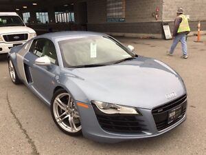 2008 Audi R8 supercharged