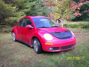 2007 Volkswagen Beetle Leather Coupe (2 door)