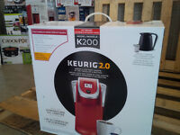 Keurig 2.0 K200 - NEW!!!