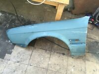 Bmw e30 passenger front wing n/s