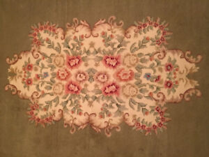 "Wool Carpet - 9'-6"" x 13'"