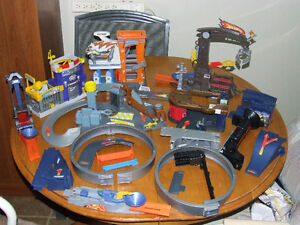 Hot Wheels Play Sets - $35.00  FOR  ALL