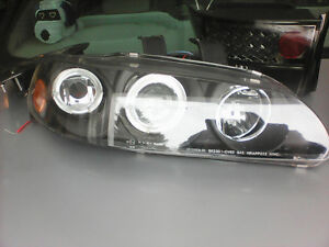 92-95 Honda Civic Halo/LED lights