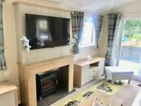 LUXURY LODGE FOR SALE @ LYONS WINKUPS / NORTH WALES / TOWYN