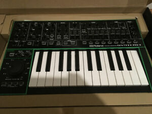 Roland System-1 used trade for used original Microkorg