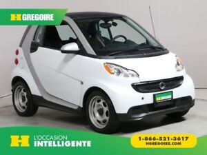 2013 Smart Fortwo PASSION AUTO CUIR BLUETOOTH