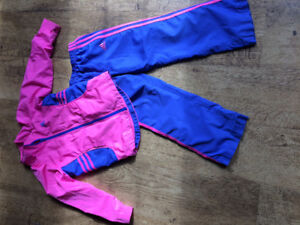 Girls Adidas Jacket and Pants
