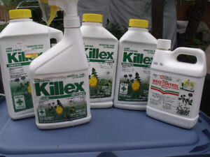 5 Liters of concentrated weed control located in Peace River