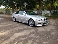 Bmw 320ci convertible mint condition