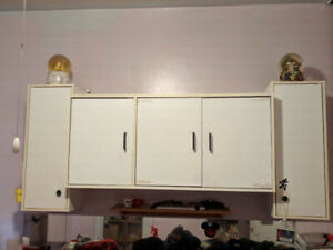 Kitchen-laundry room-Bathroom Cabinet