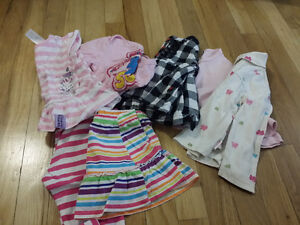 large lot of 18 to 24 month girl