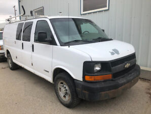 2006 Chevy Express