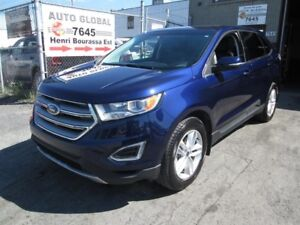 Ford EDGE 4dr SEL,TURBO-ECOBOOST,2.0 LITRES 2016